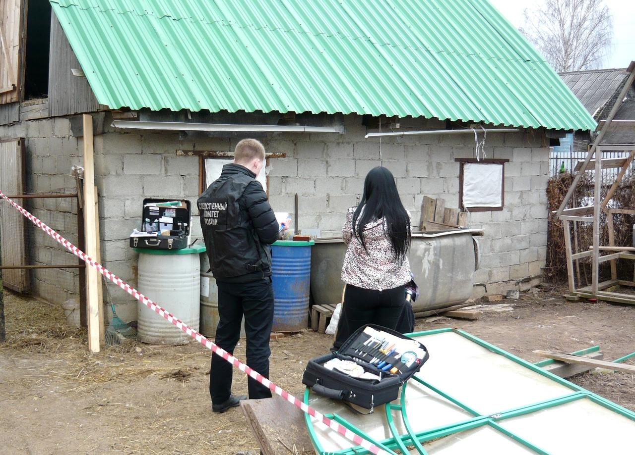 Житель Тверской области задержан по подозрению в убийстве  - новости Афанасий