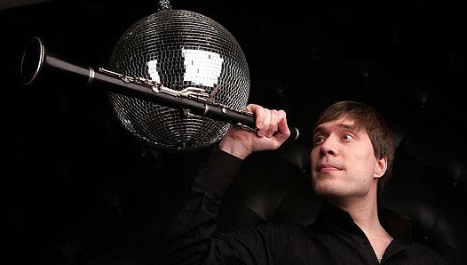 Впервые в Твери выступит один из лучших кларнетистов мира Игорь Федоров с программой «Сарафан для Битлз»
