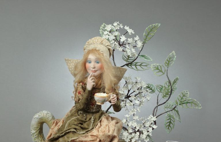В Твери готовится к открытию выставка уникальных авторских кукол - новости Афанасий