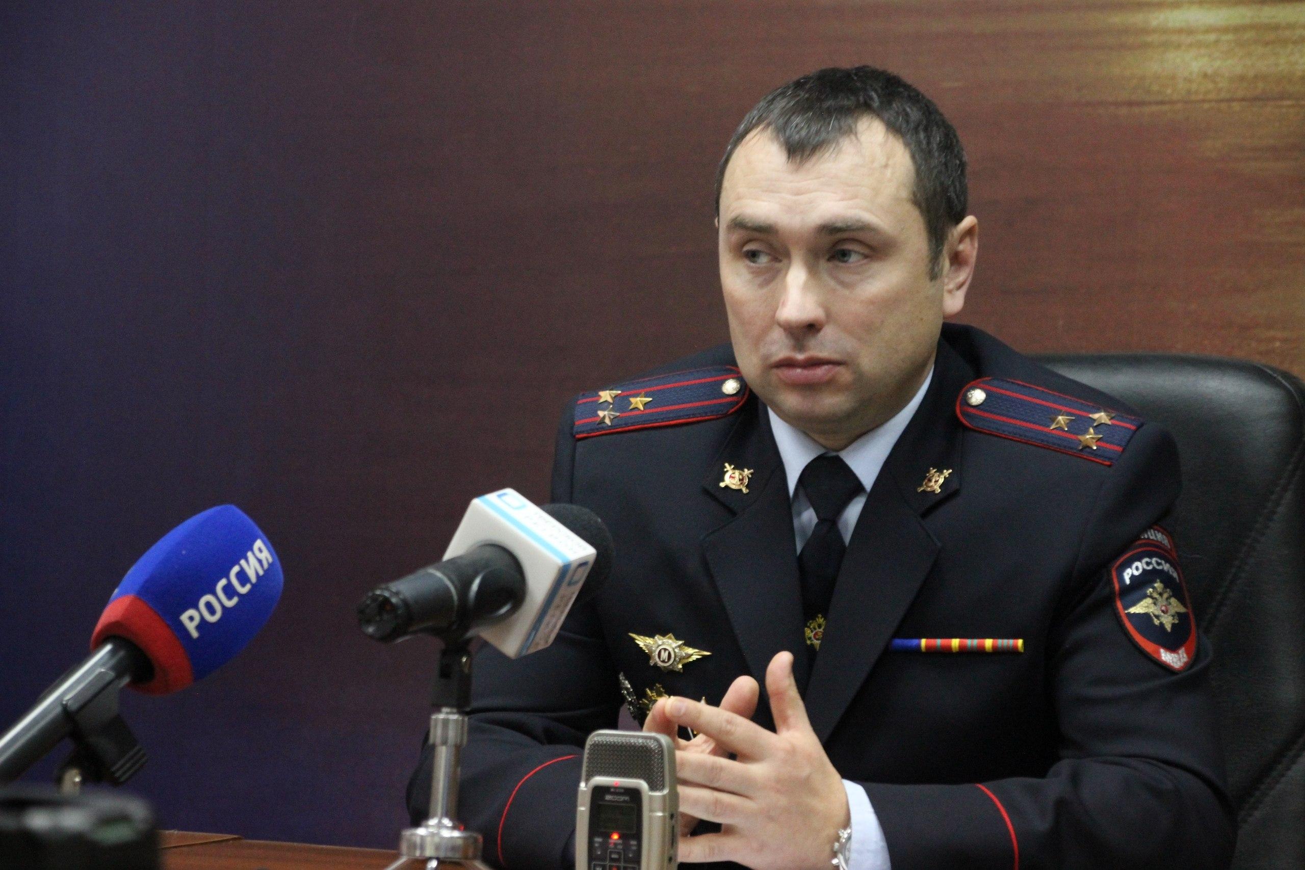 Начальник Управления ГИБДД Тверской области покидает свой пост  - новости Афанасий