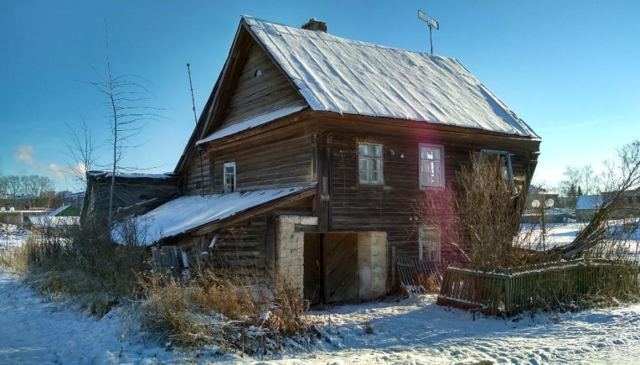 В Тверской области сносят объект культурного наследия