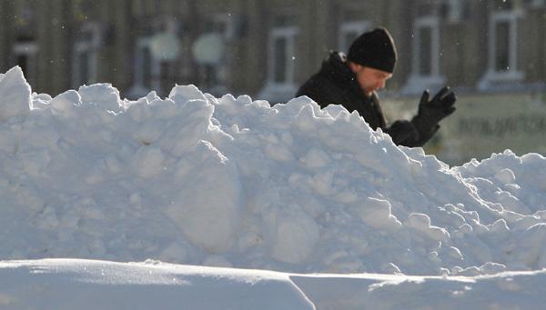 Синоптики прогнозируют снежную неделю в Тверской области