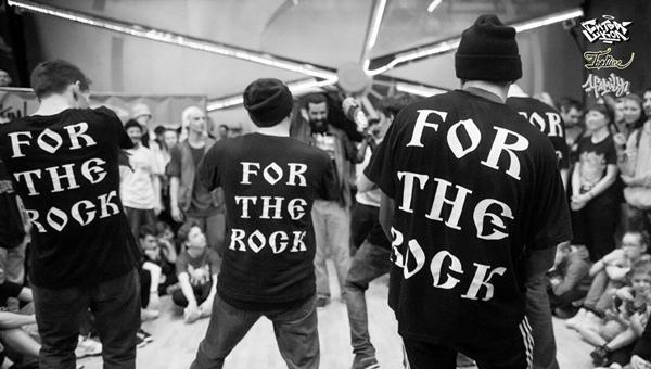 В Твери большой стереофанк-вечеринкой свое 8-летие отпразднует первая Rock Dance команда России