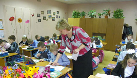 Поздравить учителей можно в любом отделении почтовой связи Тверской области