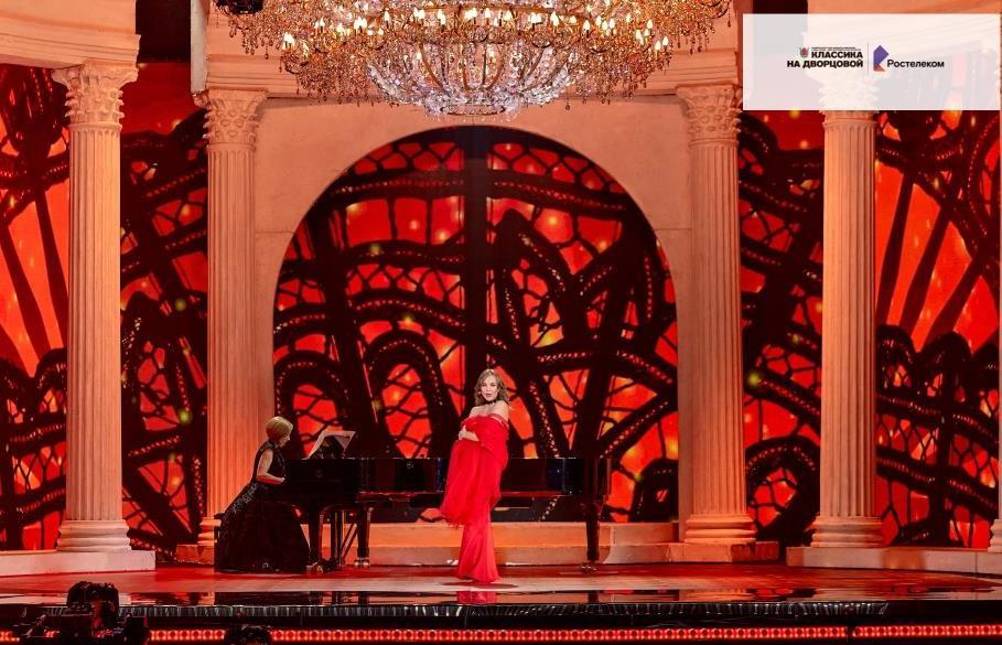 Онлайн-премьера музыкального шоу «Классика в честь Дворцовой» состоится 27 мая в Wink - новости Афанасий