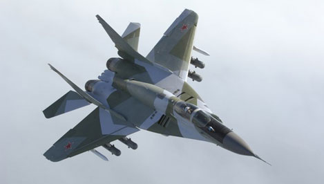 Экипажи истребителей отрабатывают элементы сверхсложного пилотажа в Тверской и Курской областях