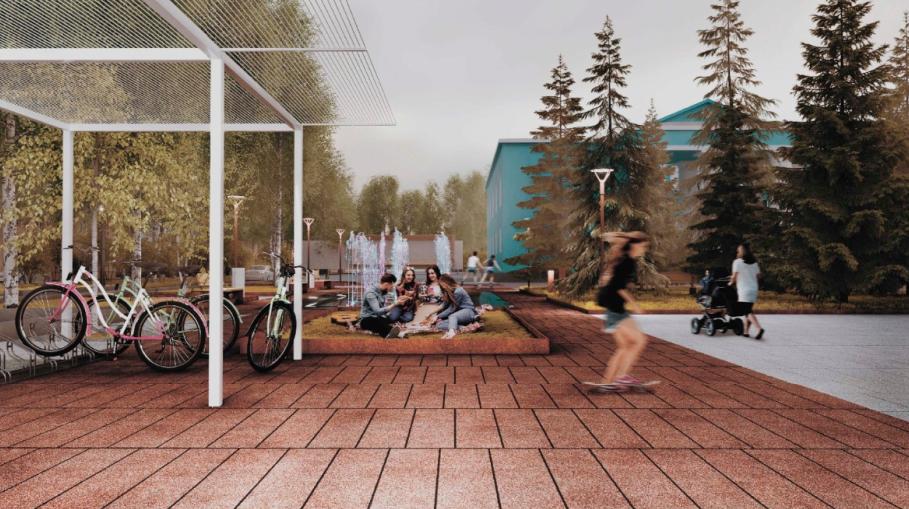 В 2021 году в центре Нелидово появится новое общественное пространство - новости Афанасий