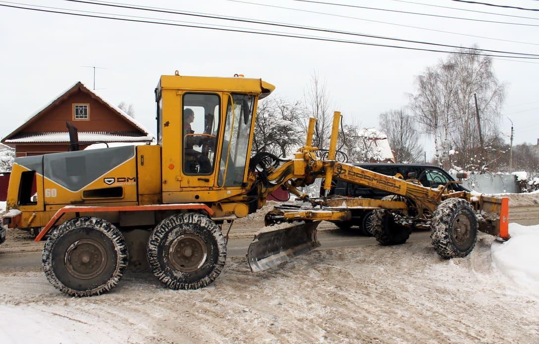 С улиц Твери вывезли больше 2 000 кубометров снега - новости Афанасий