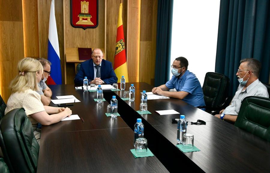 Сергей Голубев обсудил с представителями поисковых организаций вопросы развития поискового движения в регионе - новости Афанасий