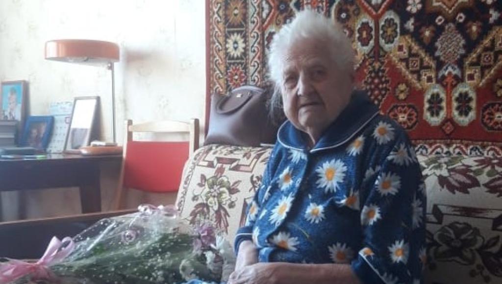 В Тверской области ветеран ВОВ из Вышнего Волочка Евдокия Патронова отмечает 105-летие - новости Афанасий