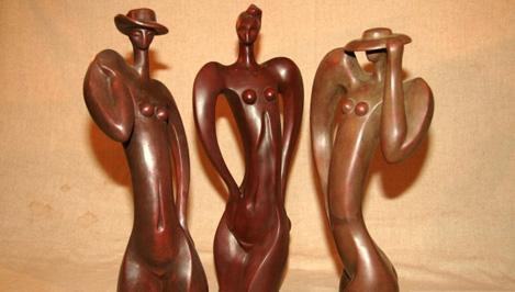 «Гимн женщине» исполнят в Твери скульпторы малых форм