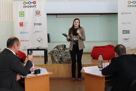 Тверские студенты разработали свои бизнес-проекты