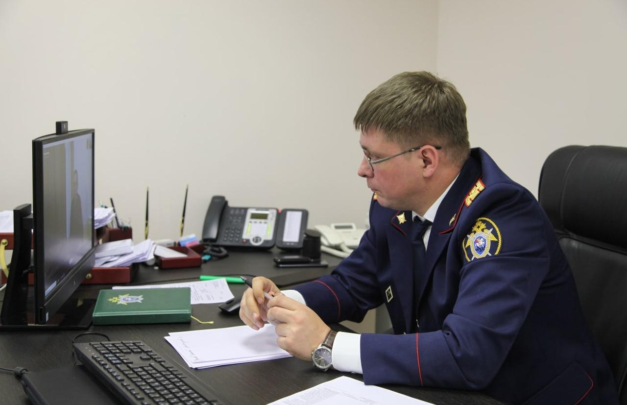 Глава следственного управления СКР по Тверской области провел прием сирот, которые до сих пор не получили жилье - новости Афанасий