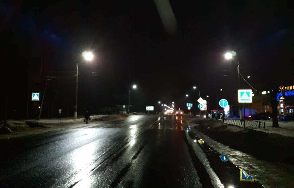 15-летнего пешехода сбили в Твери на «зебре»