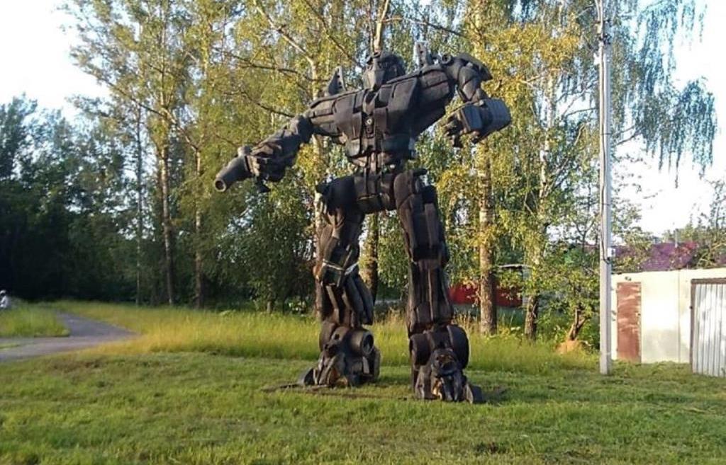 В Тверской области заметили Оптимуса Прайма - новости Афанасий