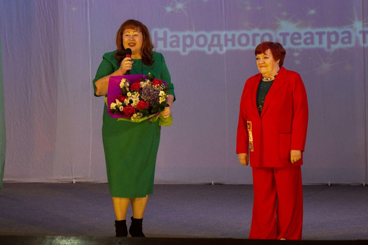 Сквозь пот и слезы: Кимрскому театру танца «Ритм» исполнилось 45 лет