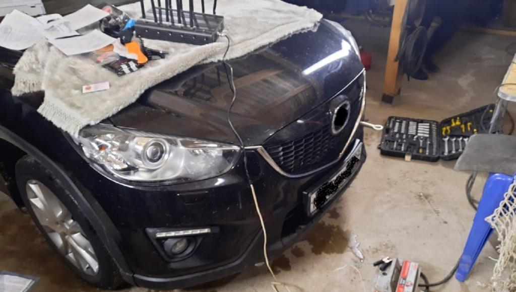 В Тверской области полицейские разыскали украденный автомобиль - новости Афанасий
