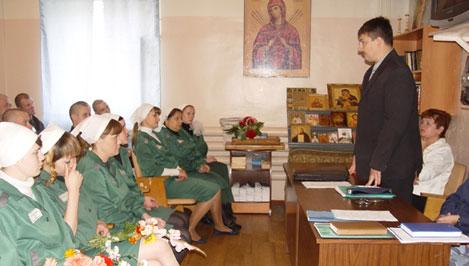 1 сентября осужденные Тверской области приступят к занятиям в школе