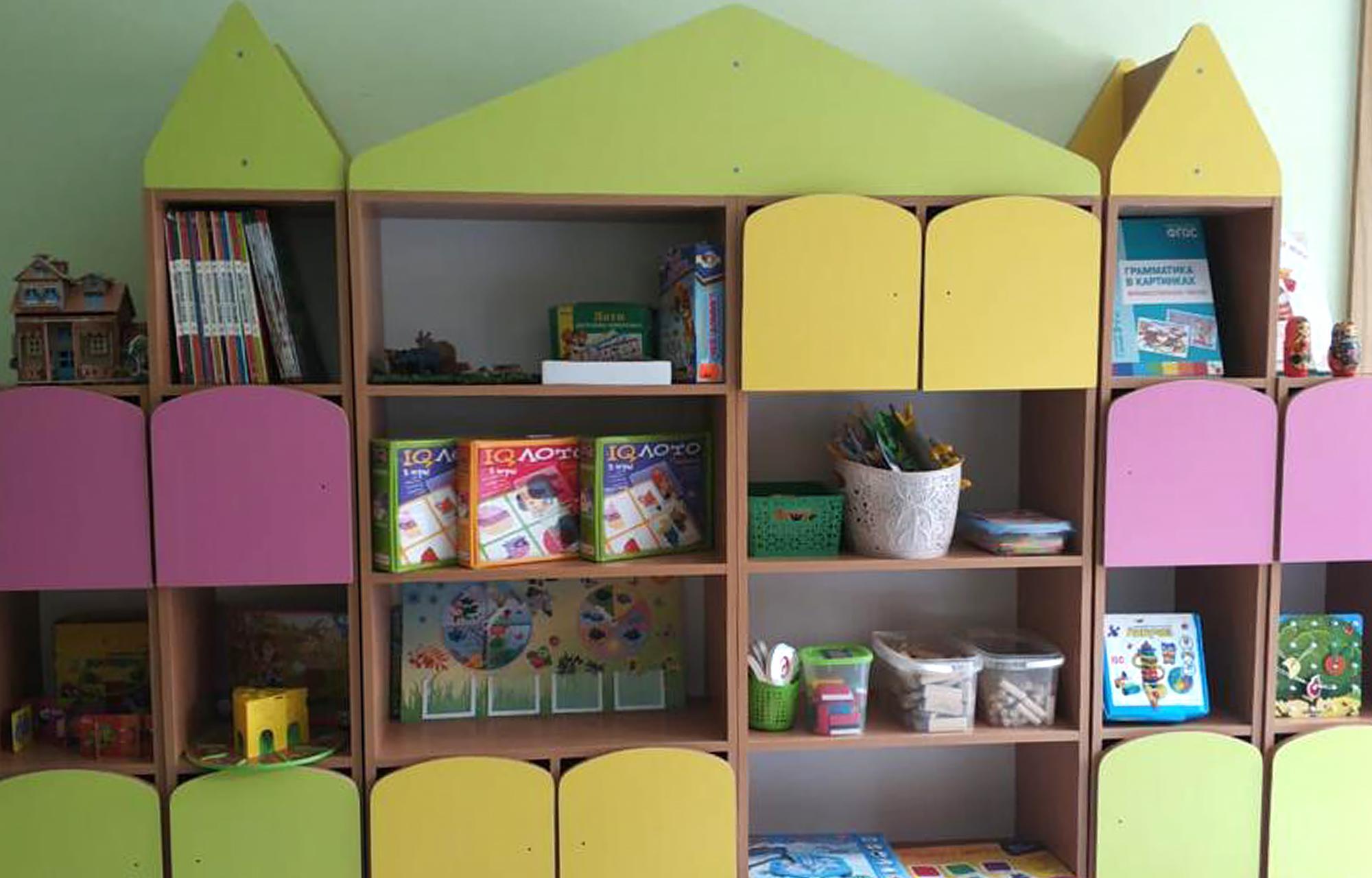 В поселке Черногубово отремонтировали детский сад - новости Афанасий