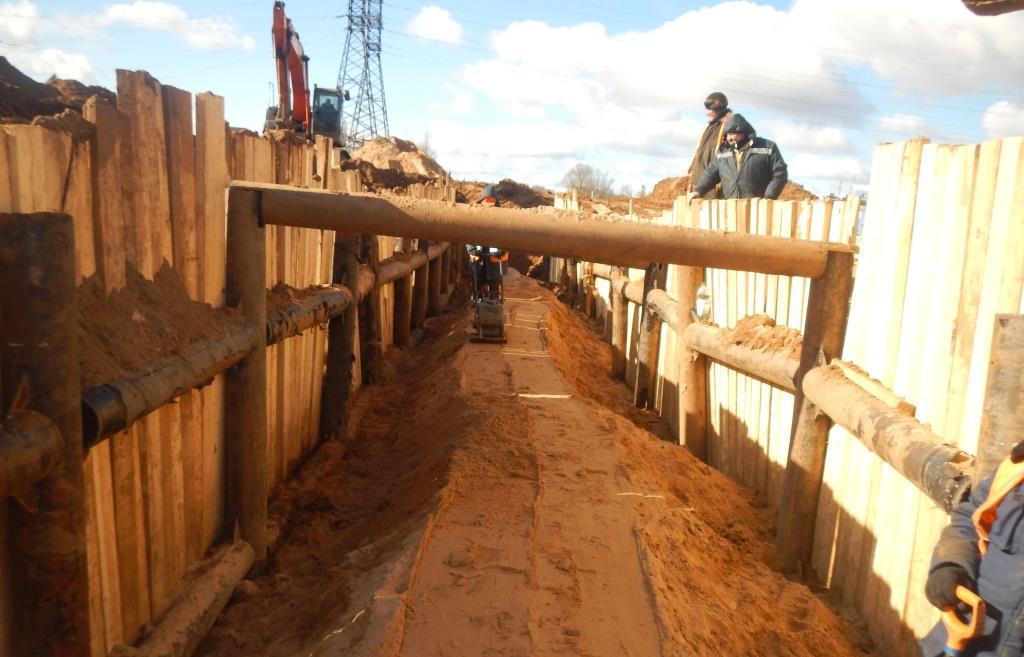 Как в Твери реконструируют водовод от Тверецкого водозабора до Восточного моста - новости Афанасий