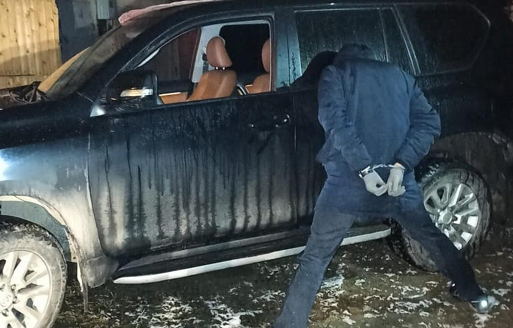 В Твери полиция задержала профессиональных угонщиков  - новости Афанасий