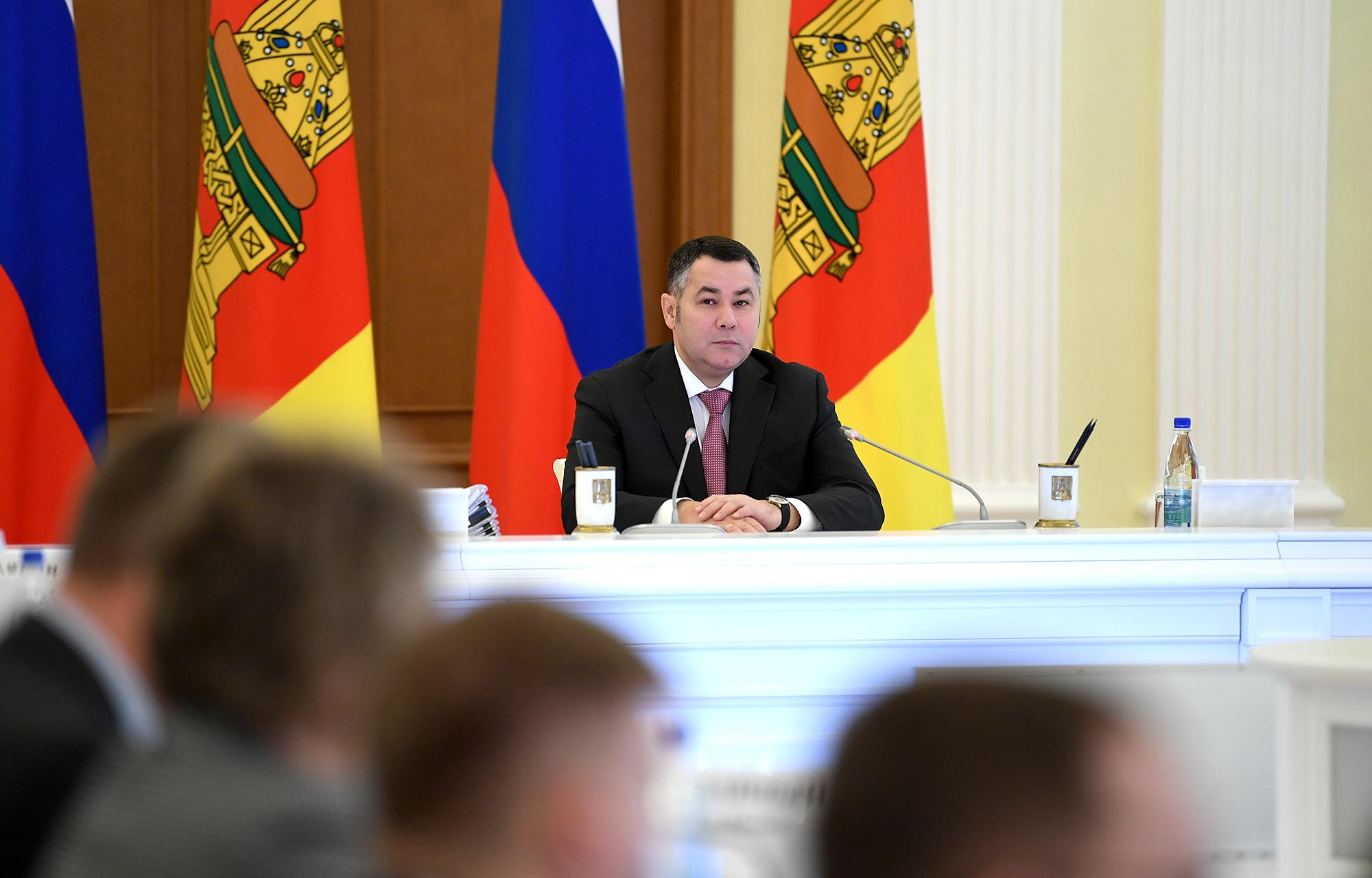 В Тверской области выделят дополнительные средства на выплаты учителям - новости Афанасий