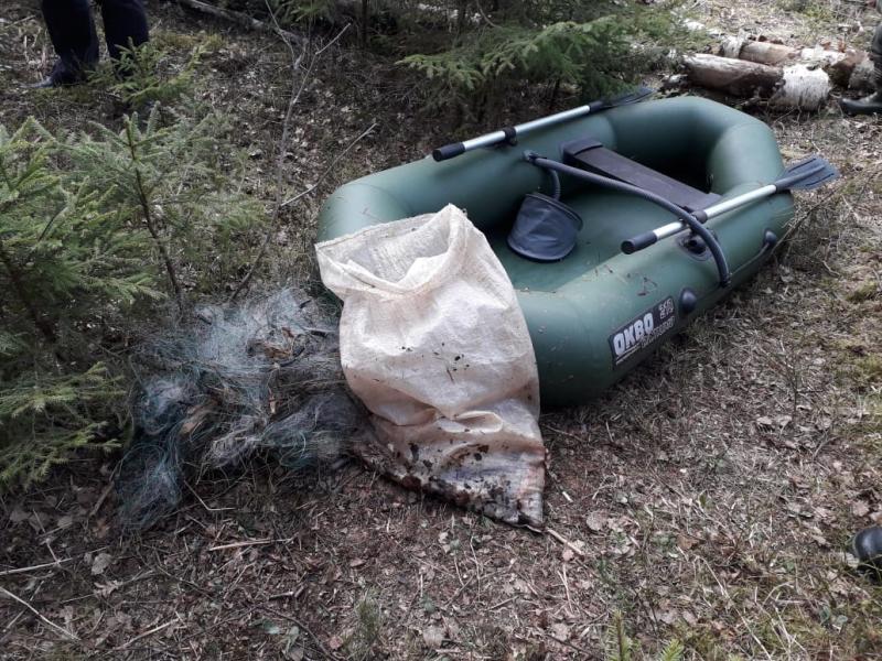 Ловившего рыбу сетями браконьера задержали в Тверской области - новости Афанасий