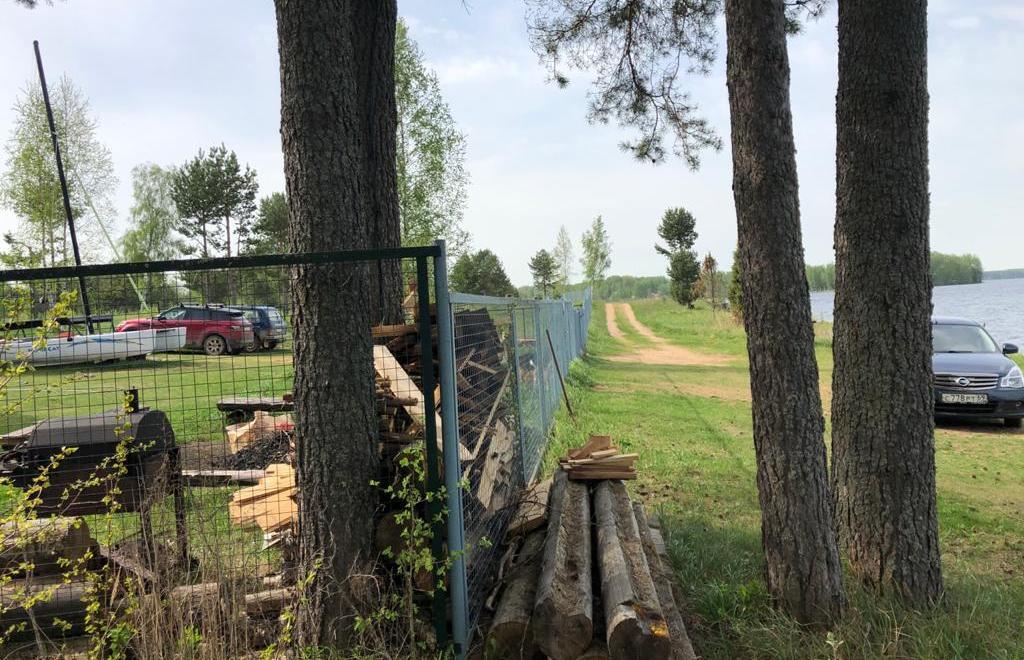 На озере Волго в Тверской области обнаружили незаконный захват берега  - новости Афанасий
