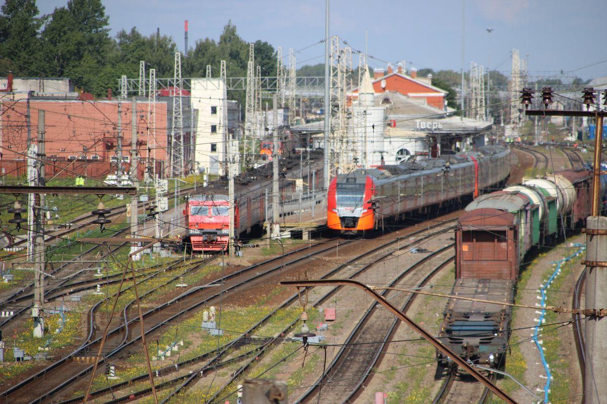 В Тверской области изменяется расписание движения пригородных поездов - новости Афанасий