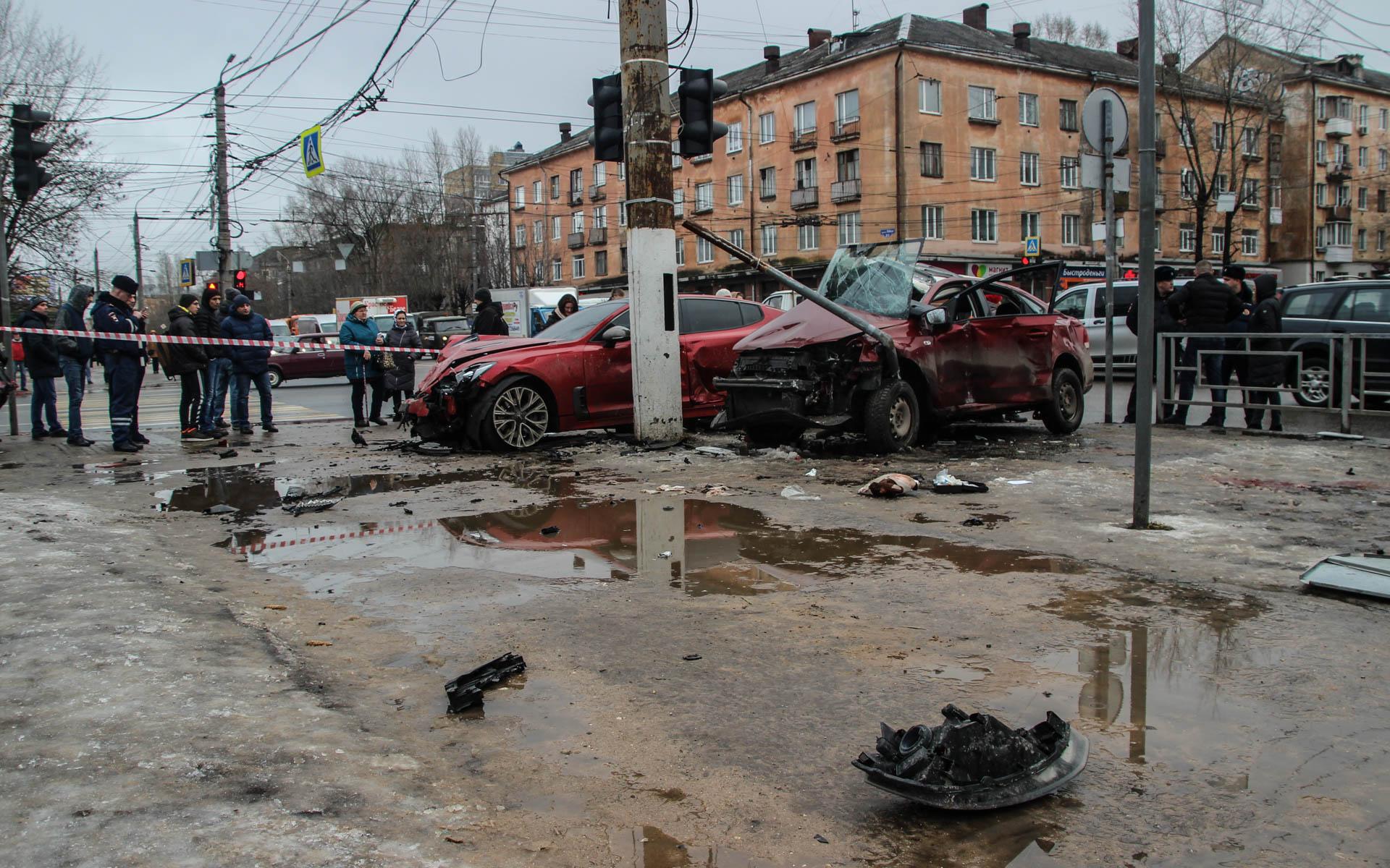 Защита обжаловала арест участника жуткого ДТП на Волоколамке в Твери - новости Афанасий