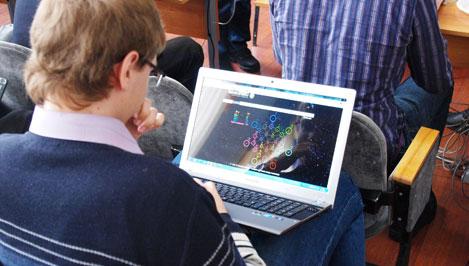Программисты устроили в ТвГТУ «войну миров»