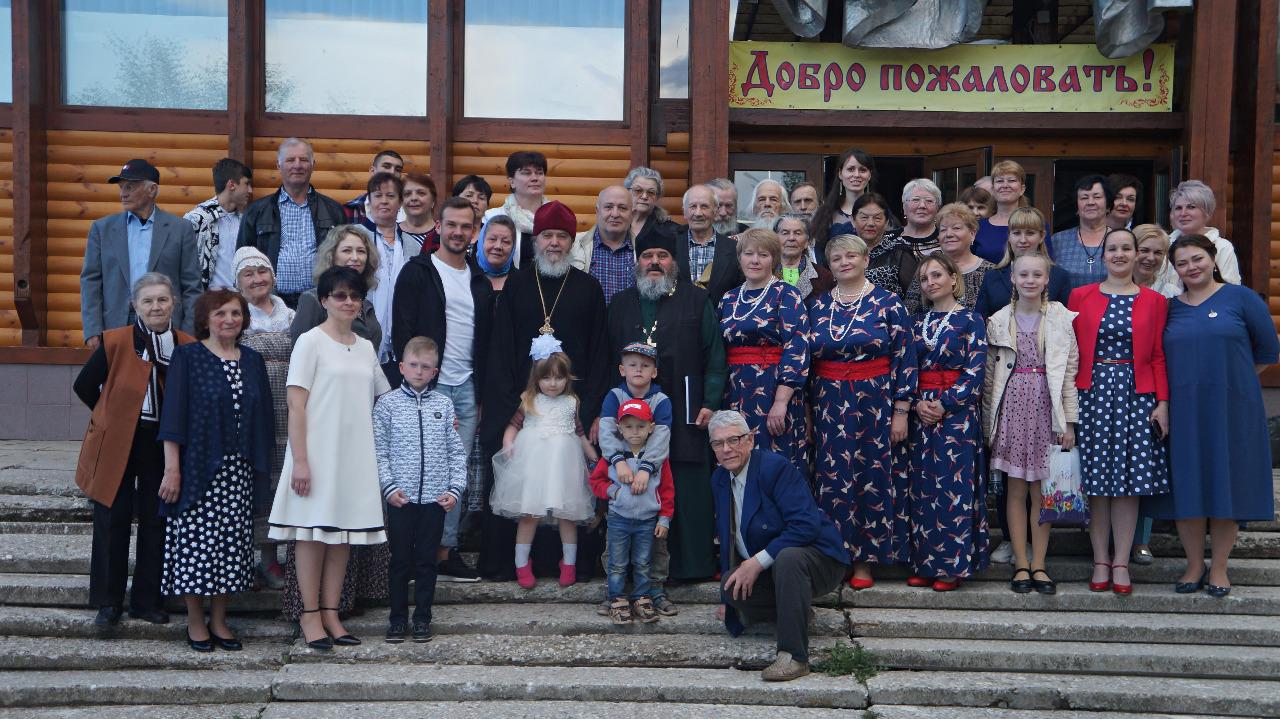 Православный фестиваль в Кимрском районе в 12-й раз собрал друзей в Малом Василеве | Фото