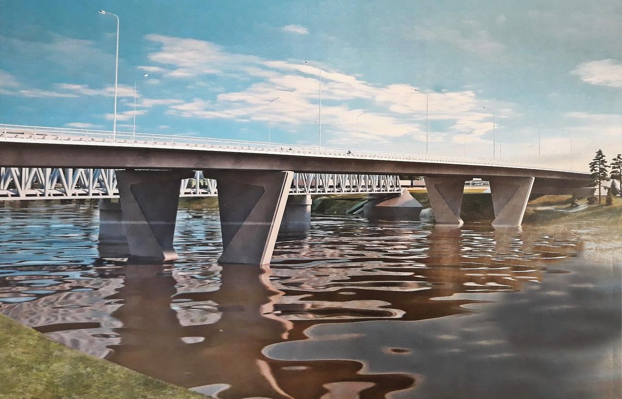 Для строительства Западного моста в Твери у владельцев выкупят два гаража и землю под ними - новости Афанасий