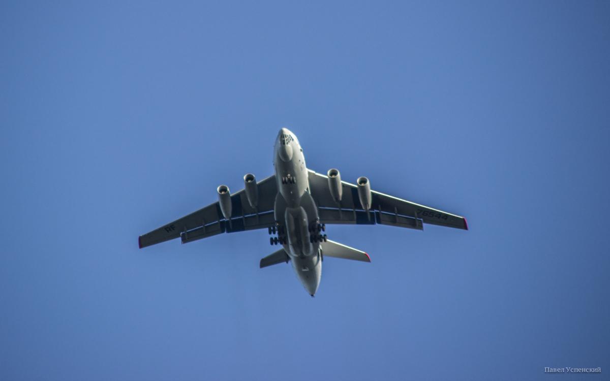 Жители Тверской области прибыли в Россию из США вывозным рейсом - новости Афанасий