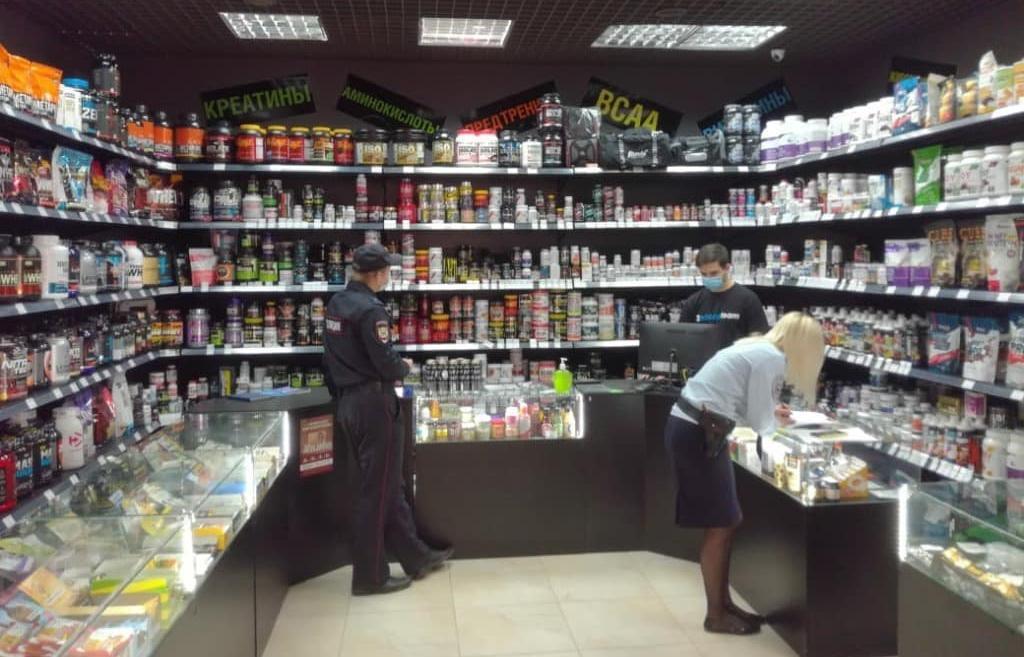 Несколько магазинов в «Глобусе» работают незаконно - новости Афанасий