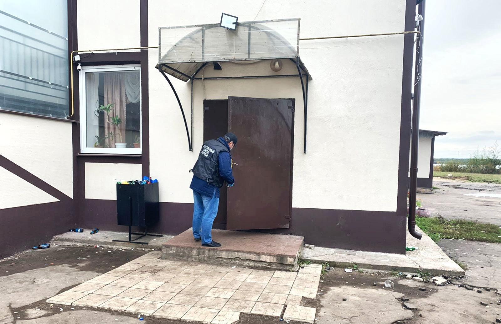 Жителю Вышнего Волочка предъявлено обвинение в убийстве подростка - новости Афанасий