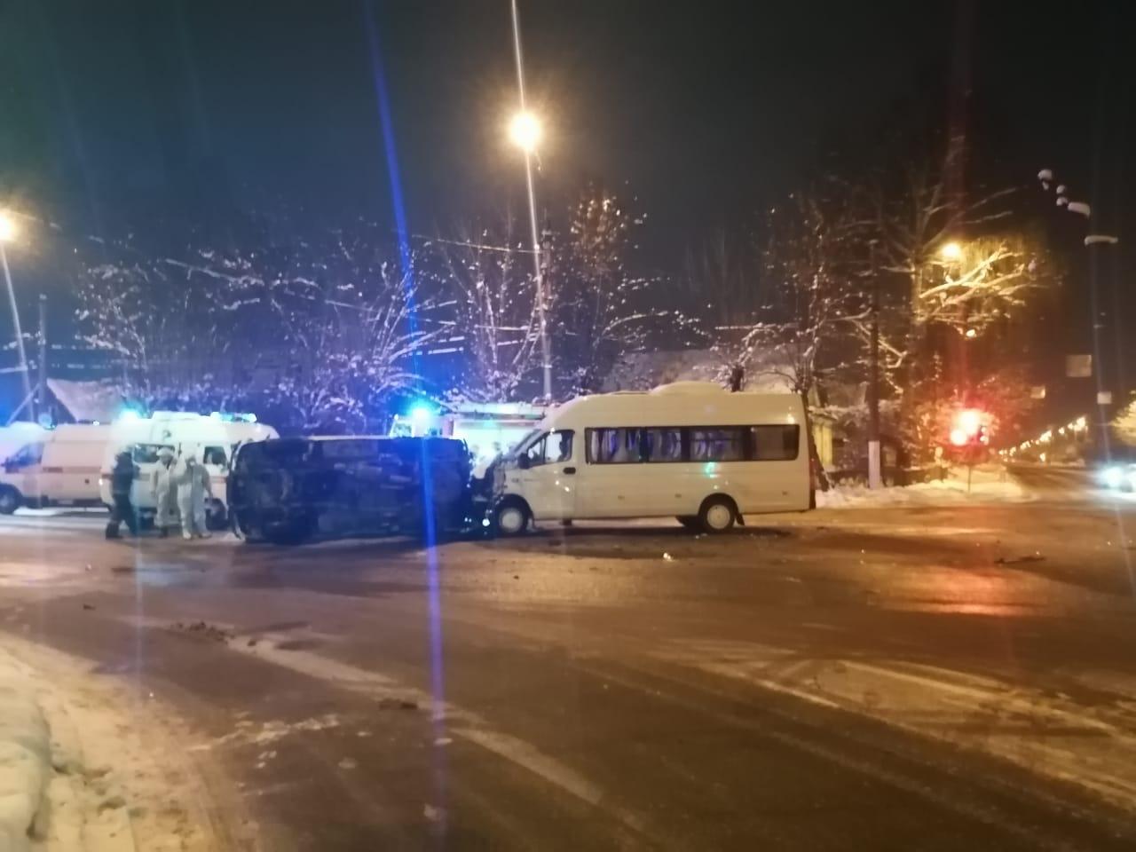 Момент аварии со «скорой» в Твери попал на видео - новости Афанасий