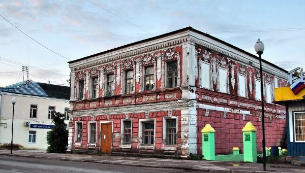 Дом купца Мельникова в Бологое признан региональным памятником