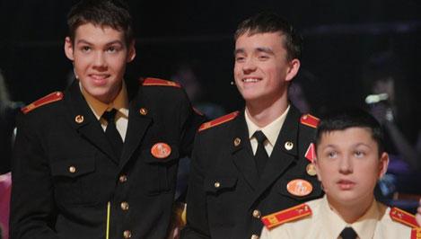Три тверских суворовца сразятся за звание «Самого умного кадета» 30 сентября