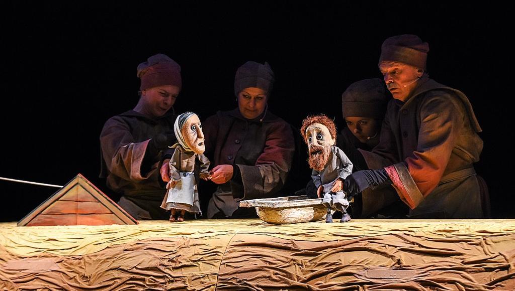Спектакль Тверского театра кукол примет участие в международном фестивале - новости Афанасий