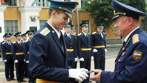 Военная академия ВКО имени Жукова в этом году примет 82 курсанта-первокурсника