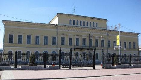 Бывший Дом офицеров в Твери станет Домом искусств