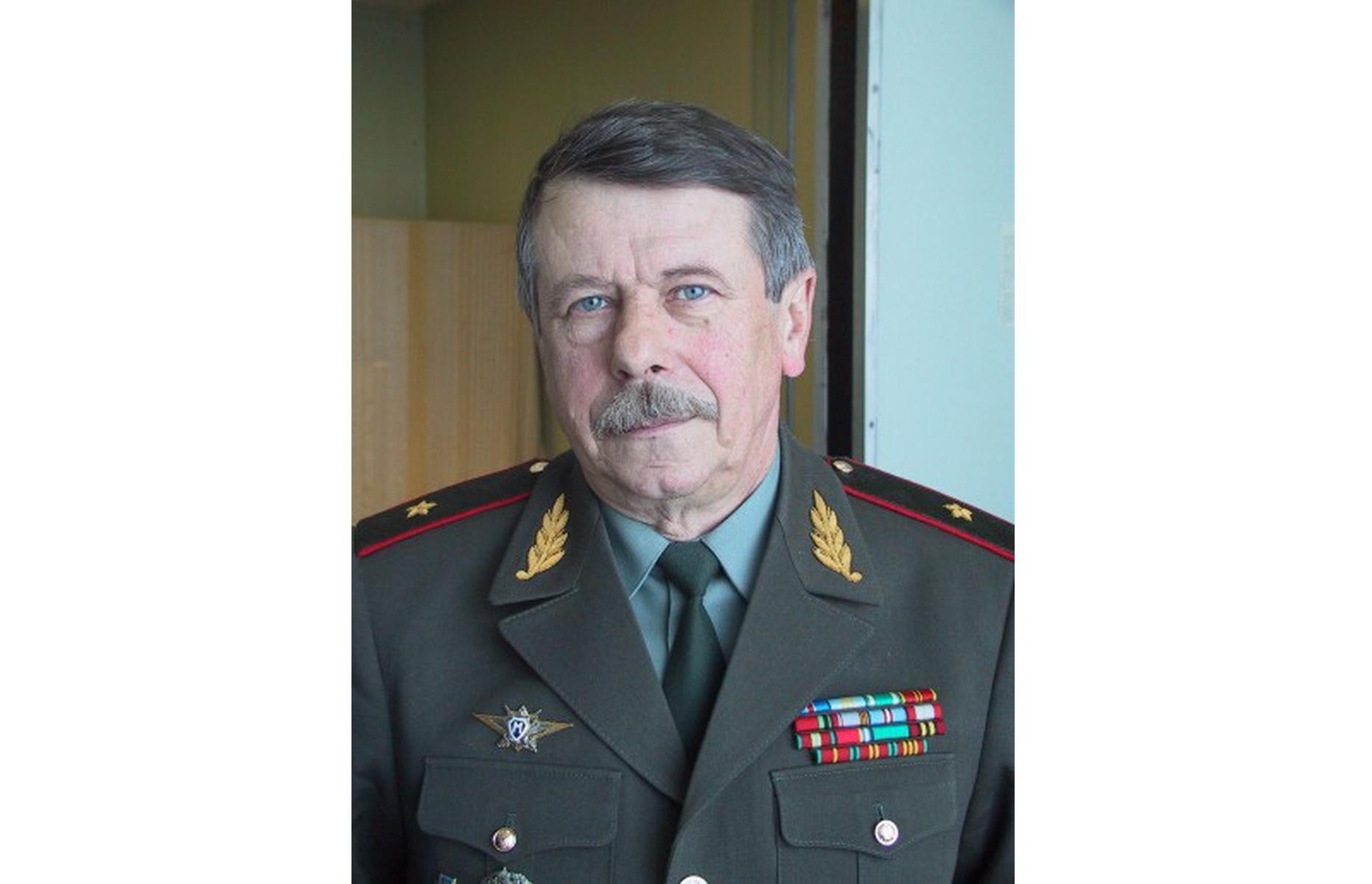 Не стало бывшего депутата тверского парламента, генерал-майора Александра Грибова - новости Афанасий