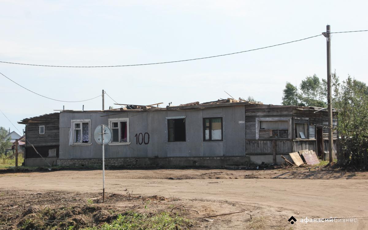 Жителям Андреаполя дадут денег на новое жилье