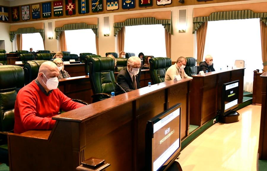 Состоялось заседание постоянного комитета по государственному устройству и местному самоуправлению - новости Афанасий