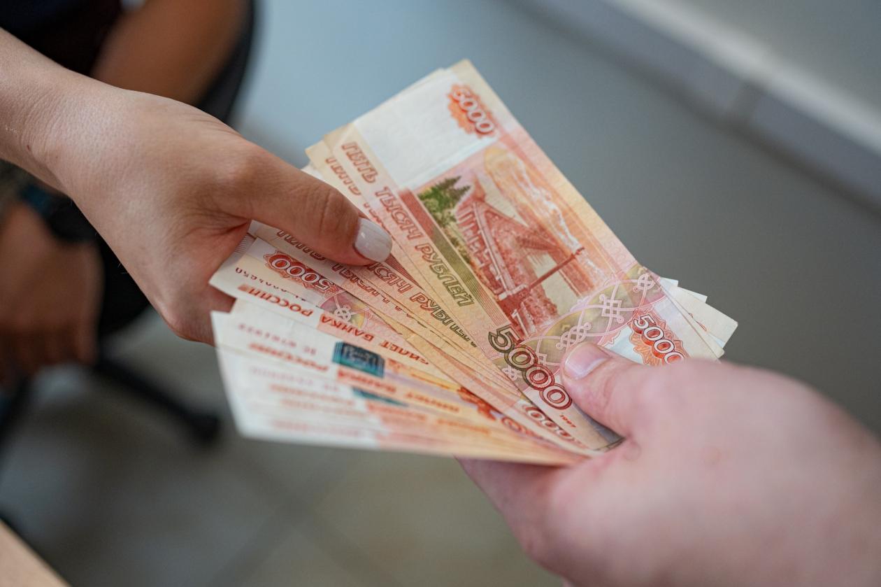 В Тверской области задержали сбытчика фальшивых купюр
