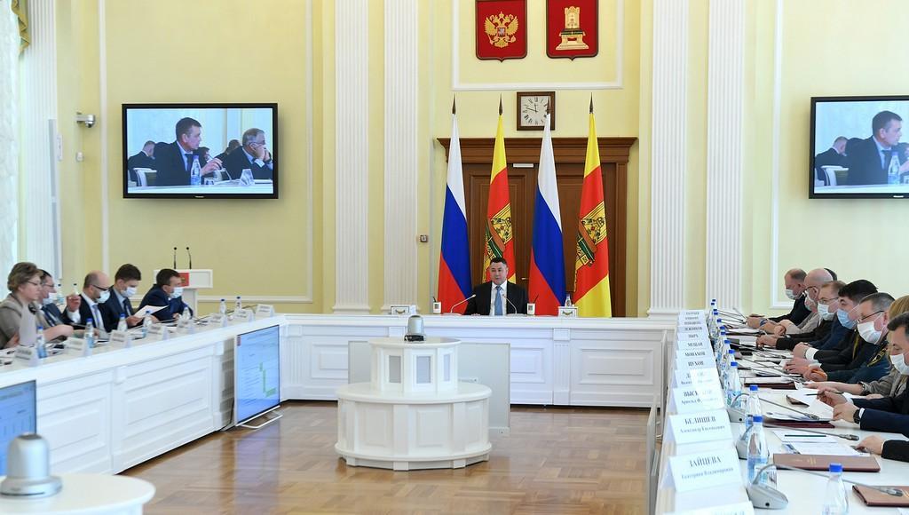 В 2021 году в Тверской области 96 общественных территорий и дворов станут комфортнее - новости Афанасий