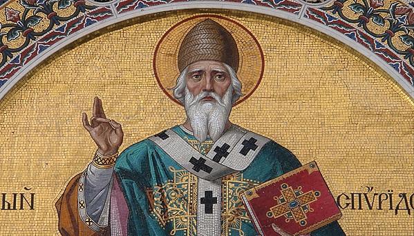 В Тверь из Греции прибывает десница святителя Спиридона Тримифунтского