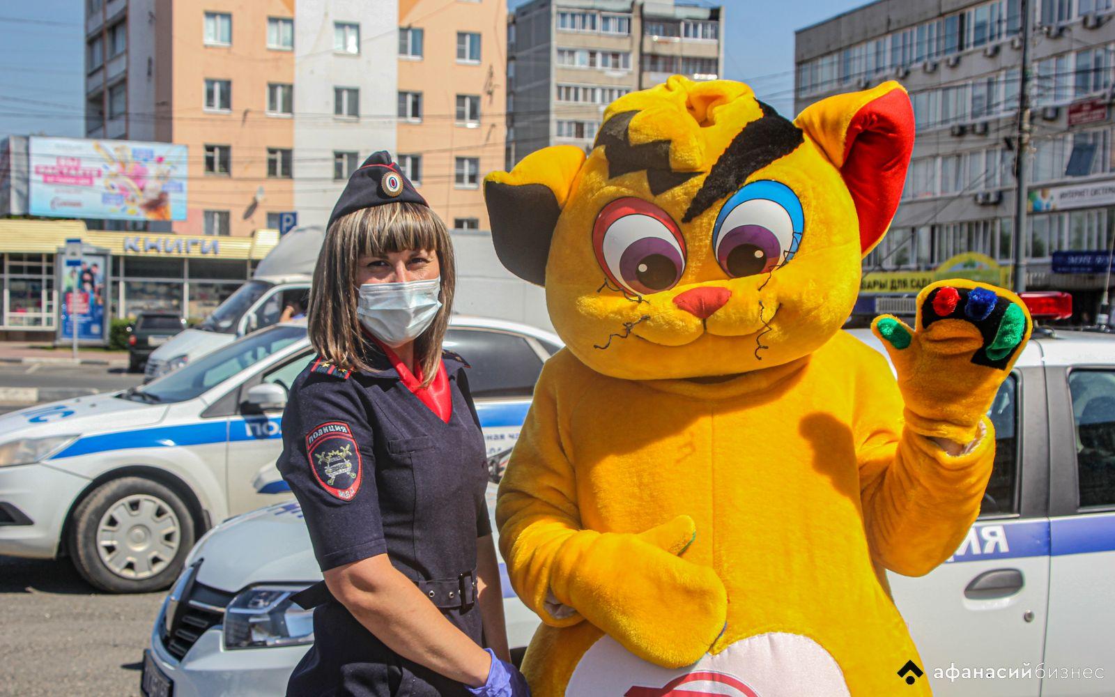В полиции напомнили детям Тверской области о безопасности в летние каникулы