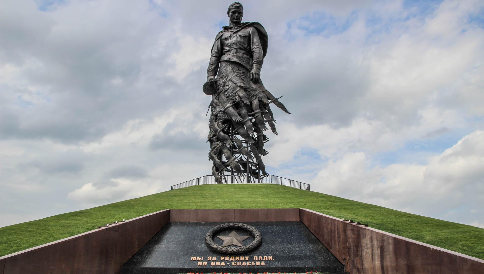 В Тверской области откроется персональная выставка автора Ржевского мемориала Советскому солдату - новости Афанасий